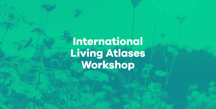 International Living Atlases Workshop - GBIF ES